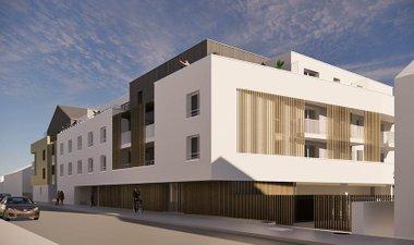 Patio Hermine - immobilier neuf La Roche-sur-yon