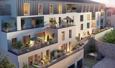Rue Du Maréchal Joffre - immobilier neuf La Roche-sur-yon