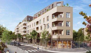 Triptik Bagnolet - immobilier neuf Bagnolet