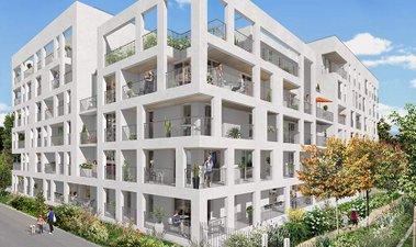 Carré Des Rives - immobilier neuf Bondy