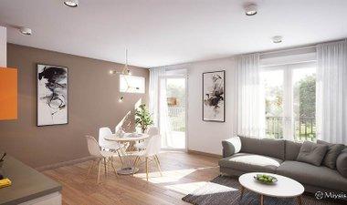 Elisée - immobilier neuf Pierrefitte-sur-seine