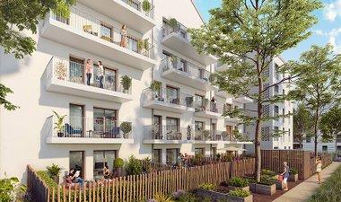 Opaline - immobilier neuf Pierrefitte-sur-seine