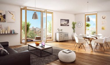 Parenthese - immobilier neuf Massy