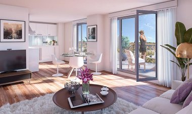 L'ambassadeur - immobilier neuf Savigny-sur-orge