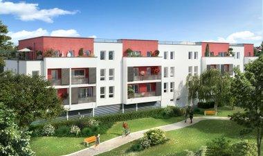 Corbeil Papeterie - Crescend'o - immobilier neuf Corbeil-essonnes