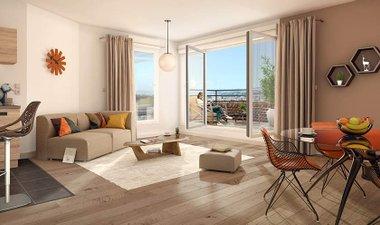 L'aramis - immobilier neuf Suresnes