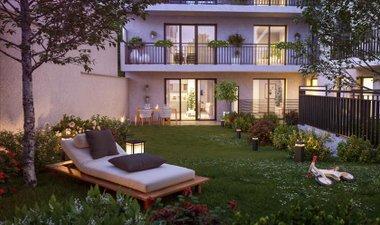 Sérénia - immobilier neuf Bois-colombes