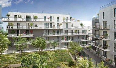 L'emblème - immobilier neuf Asnières-sur-seine