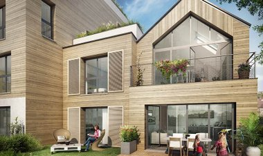 Equilibre - immobilier neuf Chaville