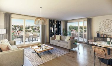 En Seine - immobilier neuf Saint-cloud