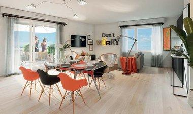 Very Arty - immobilier neuf Ivry-sur-seine