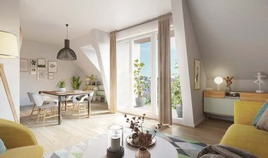 Villa Nature - immobilier neuf Gonesse