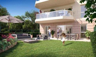 Calliopé - immobilier neuf Antibes