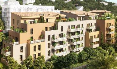 Villa Pauline - immobilier neuf Grasse