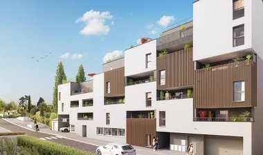 New Way - immobilier neuf Saint-laurent-du-var