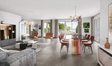 Horizon Croisette - immobilier neuf Le Cannet