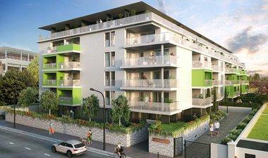 Comtessence - Saint-julien - immobilier neuf Marseille
