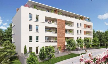 Arboressence - immobilier neuf Marseille