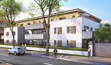 Carré Lumière - immobilier neuf Istres