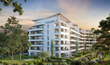 Chateau Valmante - Admir' - immobilier neuf Marseille