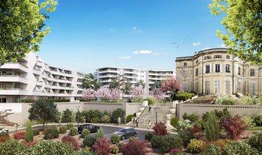 Château Valmante - Sourir' - immobilier neuf Marseille