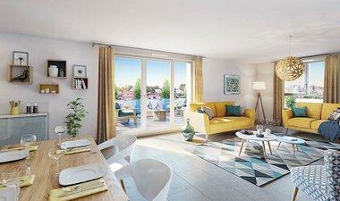 Green Allée - immobilier neuf Marseille