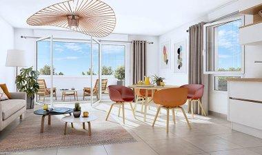 La Bastide - immobilier neuf Marignane