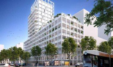 Euroméditerranée-les Fabriques - immobilier neuf Marseille