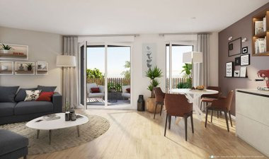 Nativ' - immobilier neuf La Rochelle