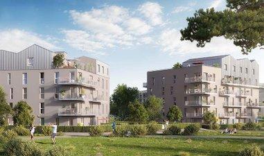 Folissime - immobilier neuf Caen