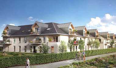 Residence Caprice - immobilier neuf Ouistreham