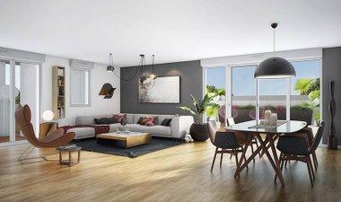 Esprit Chartrons - immobilier neuf Bordeaux