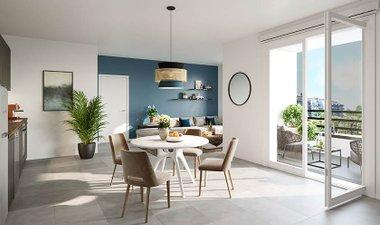 350 Thiers - immobilier neuf Bordeaux