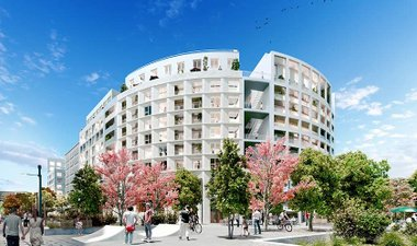 Quai Neuf - Otago & Callao - immobilier neuf Bordeaux