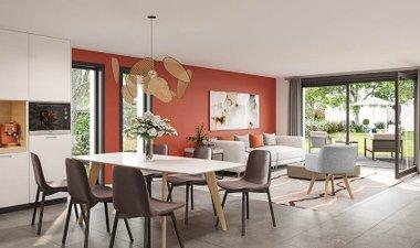 Via Tasta - immobilier neuf Bruges