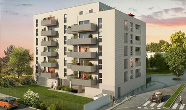 Le Picturia - immobilier neuf Toulouse