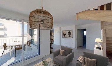 Le Cours Des Minimes - immobilier neuf Toulouse
