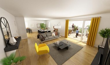 Saint-cosme - immobilier neuf Tours