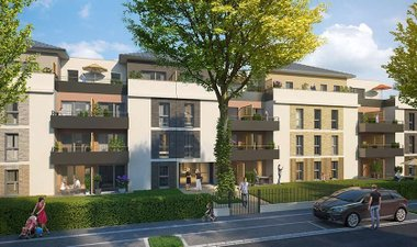 Imagine - immobilier neuf Tours