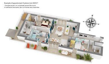 Evidence - immobilier neuf Joué-lès-tours