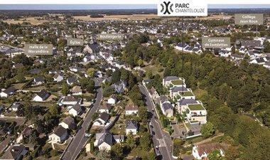 Parc Chantelouze - immobilier neuf Fondettes