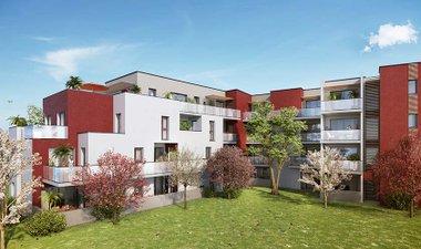 Le Parc Du Poète - immobilier neuf Montpellier