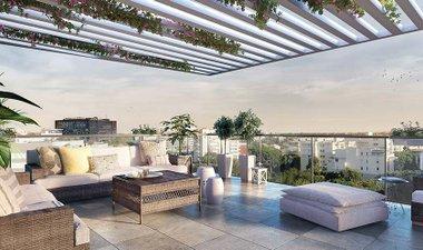 Esquisse - immobilier neuf Montpellier