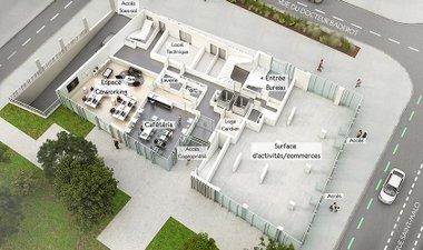 My Campus Rue De Saint Malo - immobilier neuf Rennes