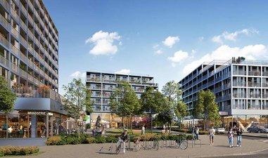 L'esplanade - immobilier neuf Rennes