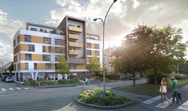 My Campus Villejean-universite - immobilier neuf Rennes