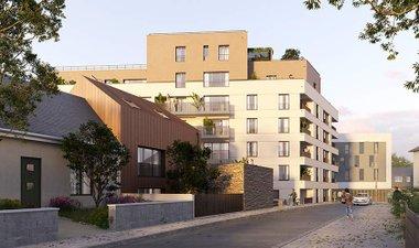 22 Mermoz - immobilier neuf Rennes