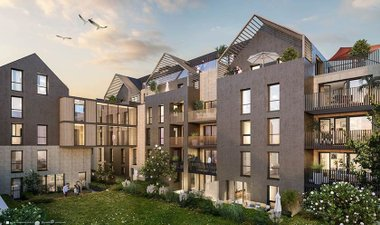 L'amiral - immobilier neuf Saint-malo