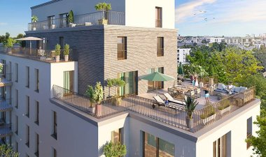 Paloma - immobilier neuf Rennes