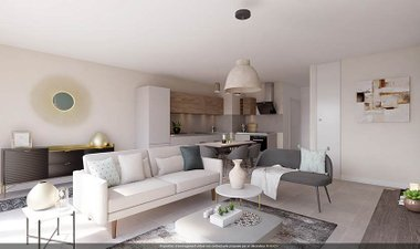 Seconde Nature - immobilier neuf Le Versoud